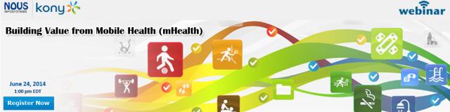 mobile health webinar - nous infosystems